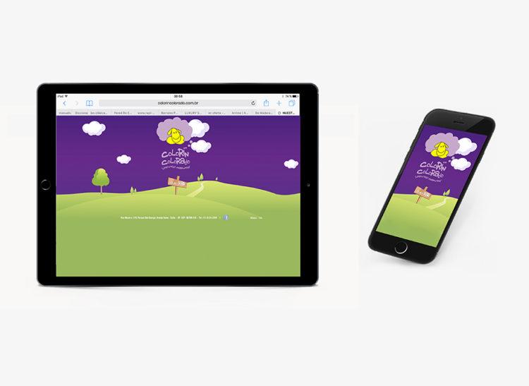 ipod y ipad para web colorincolorado